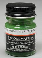 Testors Model Master Willow Green FS14187 1/2 oz