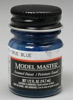 Testors Model Master True Blue FS15102 1/2 oz Hobby and Model Enamel Paint #2030