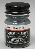 Testors Model Master Dark Gray FS36176 1/2 oz Hobby and Model Enamel Paint #2036