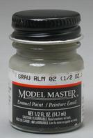 Testors Model Master Grau RLM 02 1/2 oz Hobby and Model Enamel Paint #2071