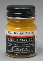 Testors Model Master Gelb RLM 04 1/2 oz Hobby and Model Enamel Paint #2072