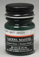 Testors Model Master Imperial Japan Army Navy Green 1/2 oz Hobby and Model Enamel Paint #2116