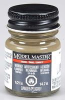 Testors (bulk of 6) Model Master No. #8 Olive Drab Semi-Gloss 1/2 oz Hobby and Model Enamel Paint #2147