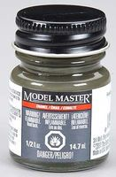 Testors Model Master Fieldgrau RAL 6006 Semi-Gloss 1/2 oz Hobby and Model Enamel Paint #2148