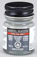 Testors Model Master Natural Haze Gray USN Semi-Glss 1/2oz Hobby and Model Enamel Paint #2153
