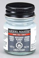 Testors Model Master 5-L Gray USN Semi-Gloss 1/2 oz Hobby and Model Enamel Paint #2155