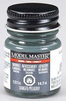 Testors (bulk of 6) Model Master Dunkelblaugrau KMS Semi-Gloss 1/2 oz Hobby and Model Enamel Paint #2162