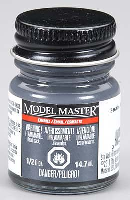 Testors Model Master Sasebo Naval Arsenal IJN Semi-Gloss -- Hobby and Model Enamel Paint -- #2166