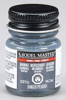 Testors (bulk of 6) Model Master 507 A Dark Gray R.N. Semi-Gloss 1/2oz Hobby and Model Enamel Paint #2169