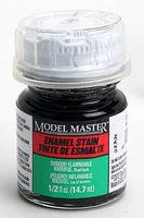 Testors (bulk of 6) Model Master Oil/Grease Detail Stain (SG) 1/2 oz Hobby and Model Enamel Paint #2182