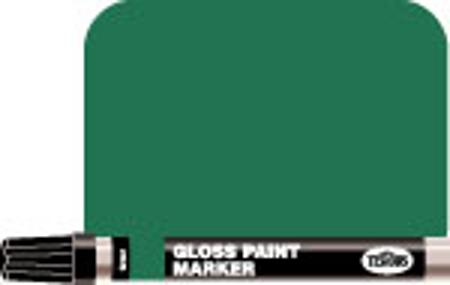 Testors 1/3oz. Tube Enamel Paint Marker Gloss Green