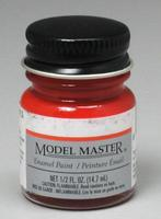 Testors Model Master Guards Red 1/2 oz