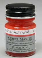 Testors MM Auto Italian Red 1/2oz