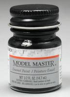 Testors Model Master Classic Black 1/2 oz