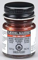 Testors Model Master Dark Brown 1/2 oz Hobby and Model Enamel Paint #2752