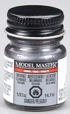 Testors Model Master Gray Metallic 1 2 Oz Hobby And Enamel Paint 2753