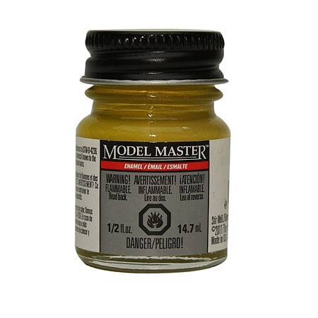 Testors MM Dark Yellow