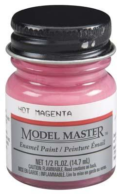 Testors MM Auto 1/2oz Hot Magenta
