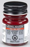 Testors Model Master Turn Signal Red Gloss 1/2 oz Hobby and Model Enamel Paint #2756