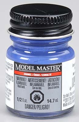 Testors Model Master Bright Light Purple Gloss 1/2 oz -- Hobby and Model Enamel Paint -- #2759