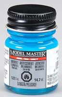 Testors Model Master Bright Light Blue Gloss 1/2 oz Hobby and Model Enamel Paint #2766