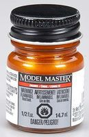 Testors Model Master Pearl Orange Gloss 1/2 oz Hobby and Model Enamel Paint #2776