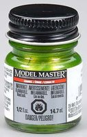 Testors Model Master Lime Pearl Gloss 1/2 oz Hobby and Model Enamel Paint #2777