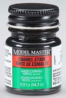 Testors Model Master Black Detail Stain 1/2 oz Hobby and Model Enamel Paint #2790