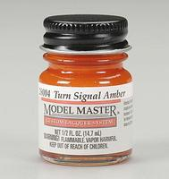 Testors Model Master Turn Signal Amber 1/2 oz Hobby and Model Lacquer Paint #28004