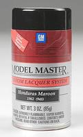 Testors Model Master Spray Hondurus Maroon 3 oz Hobby and Model Lacquer Paint #28112