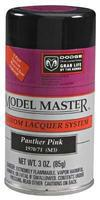 Testors Model Master Spray Panther Pink 3 oz Hobby and Model Lacquer Paint #28124