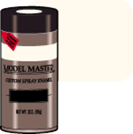 Testors Model Master Spray Clear Top Coat 3 oz -- Hobby and Model Enamel Paint -- #2936