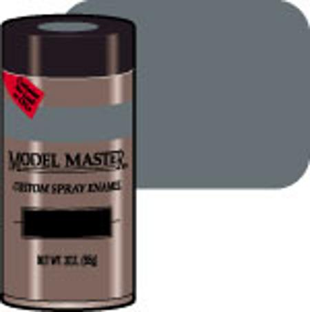 Testors Model Master Flat Red Enamel Spray Paint Can 3 Oz 1250