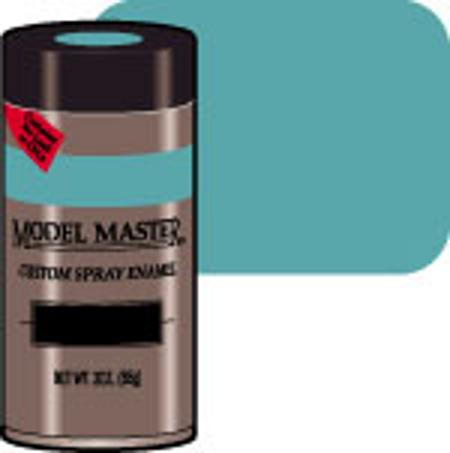 Testors Model Master Spray Turquoise Metallic 3 oz