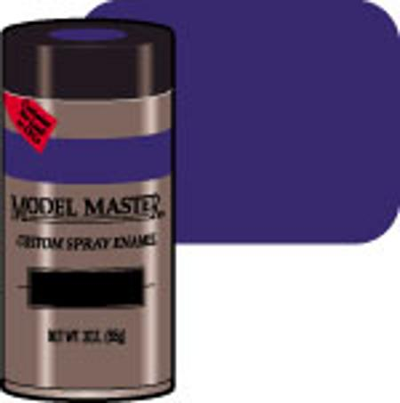 Testors Model Master Spray Deep Pearl Purple 3 oz -- Hobby and Model Enamel Paint -- #2947