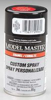 Testors Model Master Spray Turn Signal Red 3 oz Hobby and Model Enamel Paint #2956