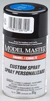 Testors Model Master Spray Pearl Blue Gloss 3 oz Hobby and Model Enamel Paint #2971