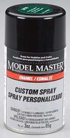 Testors Model Master Spray Pearl Dark Green Gloss 3 oz Hobby and Model Enamel Paint #2979
