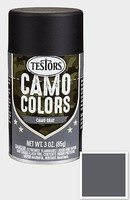 Testors Camo Spray Gray
