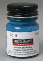 Testors Maritime Blue AN501 1/2 oz Hobby and Model Acrylic Paint #4219
