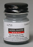 Testors Dunkelgrau 51 1/2 oz Hobby and Model Acrylic Paint #4258