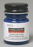 Testors 1/2oz. Bottle Model Master Acrylic II Fantasy Figure Emperor Blue (6/Bx) (D)