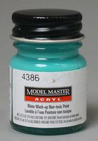 Testors 1/2oz. Bottle Model Master Acrylic II Fantasy Figure Gin Green (6/Bx) (D)