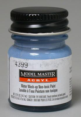 Testors 1/2oz. Bottle Model Master Acrylic II Fantasy Figure Sullen Grey (6/Bx) (D)