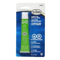 Testors 5/8oz. Tube Fast Wood Cement (Cd)