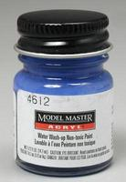 Testors Model Master Cobalt Blue FG02012 1/2 oz Hobby and Model Acrylic Paint #4612