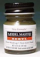 Testors Model Master Italian Red GP00262 1/2 oz Hobby and Model Acrylic Paint #4631