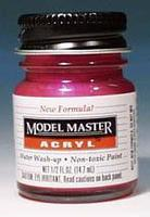 Testors Model Master Hot Pink Pearl GP00350 1/2 oz Hobby and Model Acrylic Paint #4640