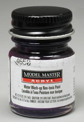 Testors Model Master Grape Pearl GP00367 1/2 oz Hobby and Model Acrylic Paint #4650