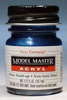 Testors Model Master Teal GP00570 1/2 oz Hobby and Model Acrylic Paint #4664